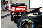 Lotus - Formel 1 - Heckflügel