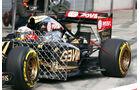 Lotus - Formel 1-Technik - GP Österreich 2015