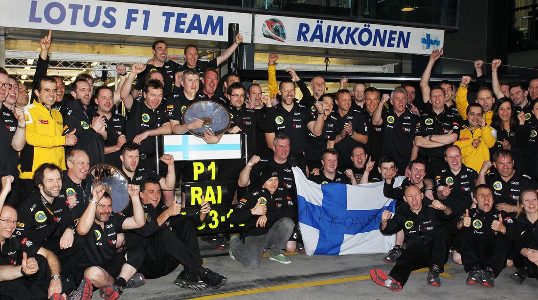 Lotus - GP Australien 2013