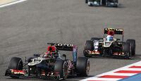 Lotus - GP Bahrain 2013