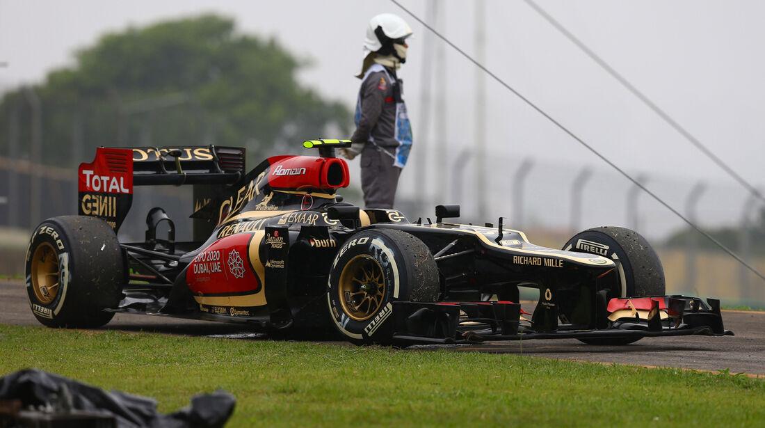 Lotus - GP Brasilien 2013