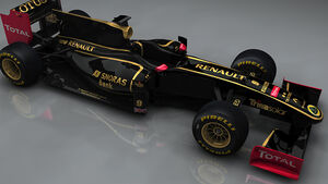 Lotus Renault GP 2011