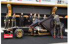 Lotus Renault Präsentation 2011