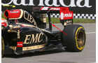Lotus - Technik - GP Kanada 2014