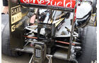 Lotus - Technik - GP Ungarn 2015