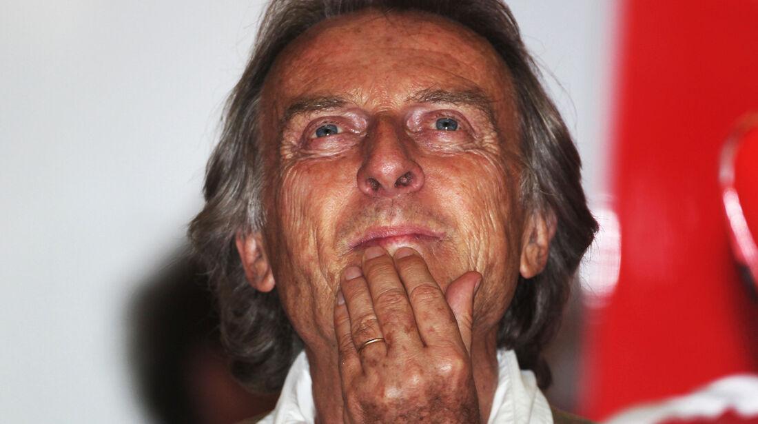 Luca di Montezemolo - Formel 1