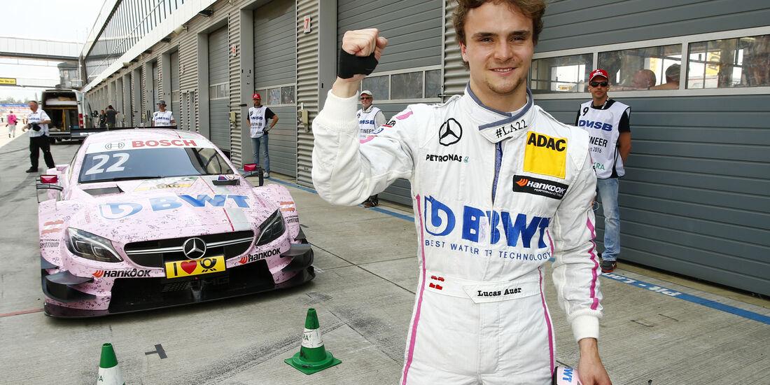 Lucas Auer - DTM Lausitzring 2016