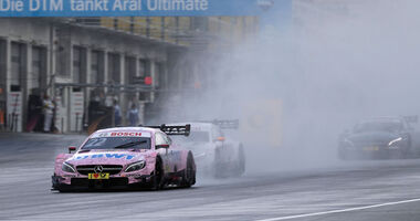Lucas Auer - Mercedes - DTM - Nürburgring 2017