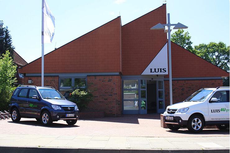 Luis 4U green Elektroauto, SUV