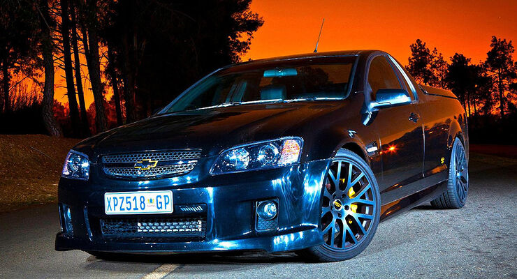 Lupini Power Chevrolet Ute SS