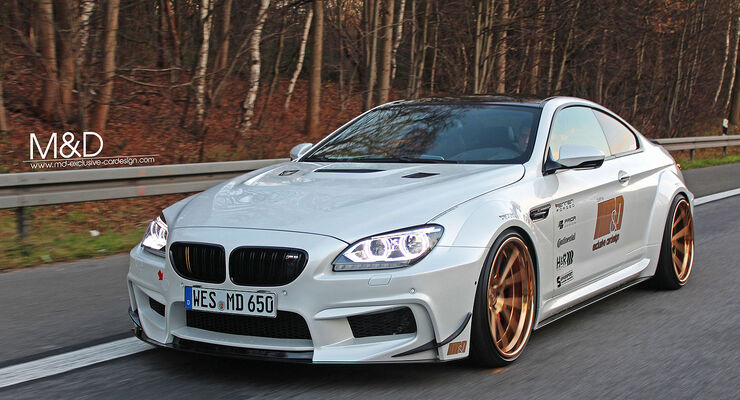 M&D Exclusive BMW 650i