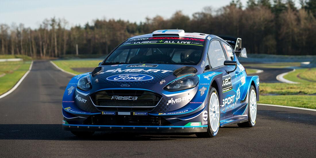 M-Sport Ford Fiesta WRC 2019