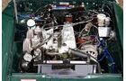 MG Midget, Motor