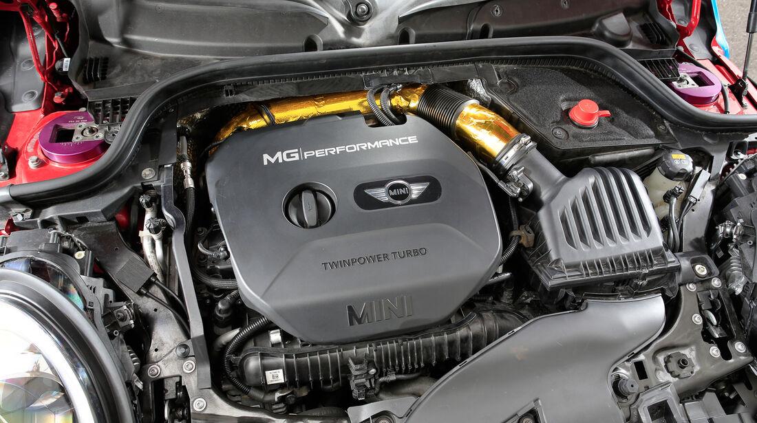 MG-Performance-Mini JCW, Motor