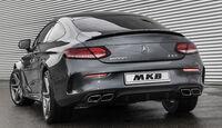 MKB P 600 Mercedes-AMG C 63 S Coupe