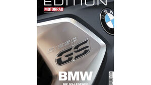 MOTORRAD Edition BMW GS Sonderheft