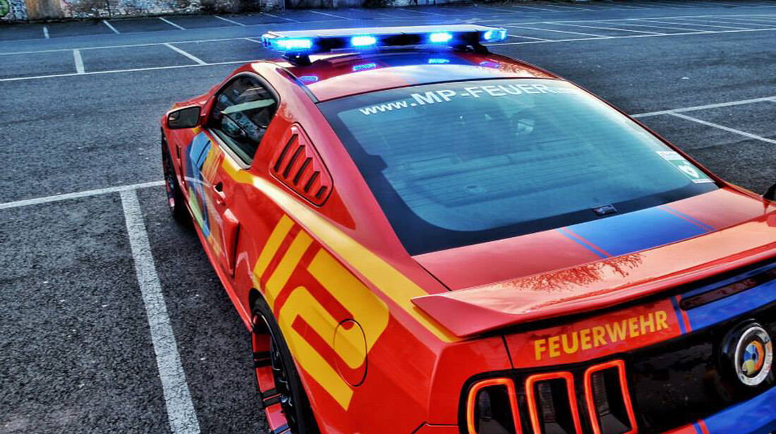 MP Feuer Mustang