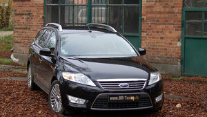 MR Motorsport Ford Mondeo