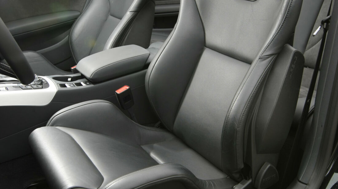 MTM-Audi S5 Cabriolet Sitze