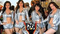 Macau Grand Prix, Rennköniginnen