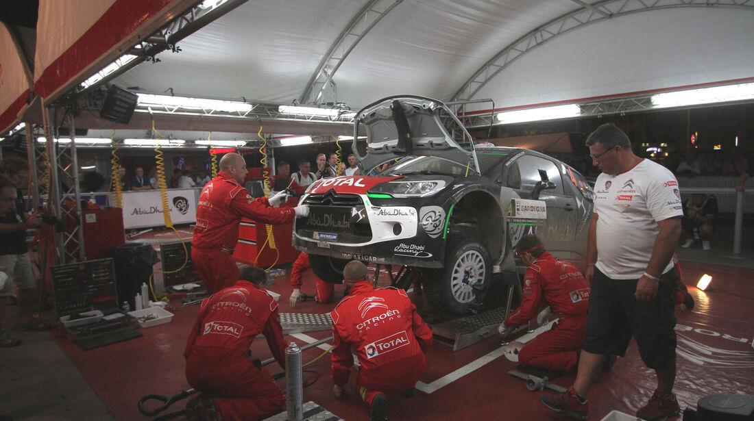 Mads Östberg - Citroen - Rallye Sardinien - WRC
