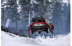 Mads Östberg - Rallye Schweden 2017