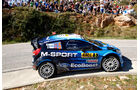 Mads Östberg - Rallye Spanien 2016
