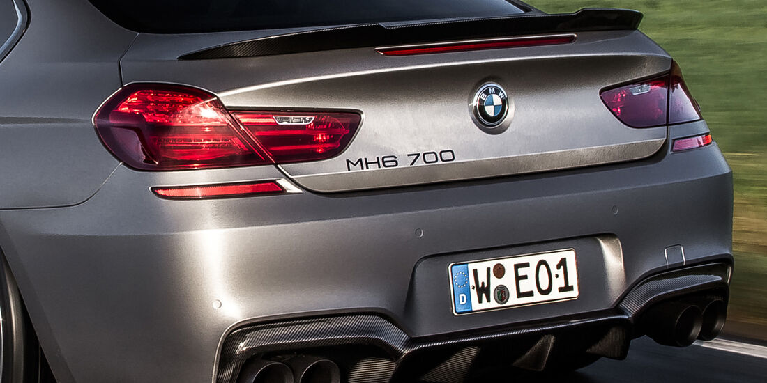 Manhart MH6 700 BMW M6
