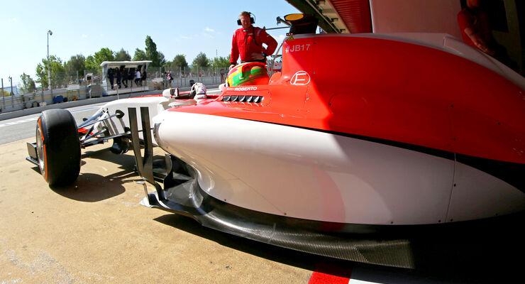 Manor - Formel 1 2015
