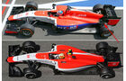 Manor Marussia - F1 Technik - GP England 2015