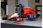 Manor Marussia - Formel 1 - GP Mexico - 28. Oktober 2015