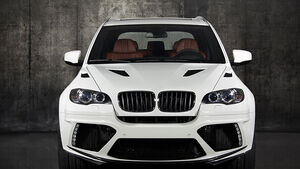 Mansory BMW X5 Front