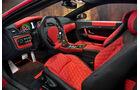 Mansory Maserati GranTurismo, Cockpit