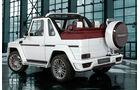 Mansory Speranza Mercedes G-Klasse Cabrio