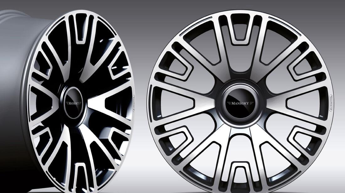 Mansory V6 Black Diamond
