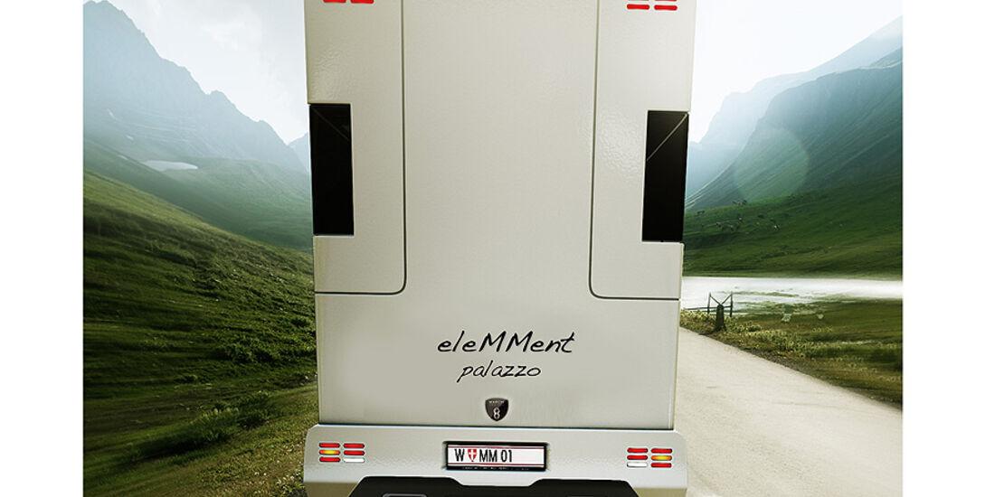 Marchi Mobile, Elemment Palazzo