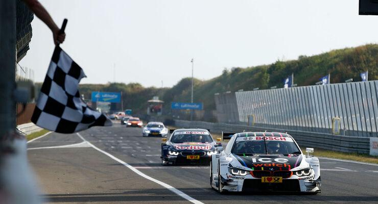 Marco Wittmann - BMW - DTM - Zandvoort - Samstag - 11.7.2015