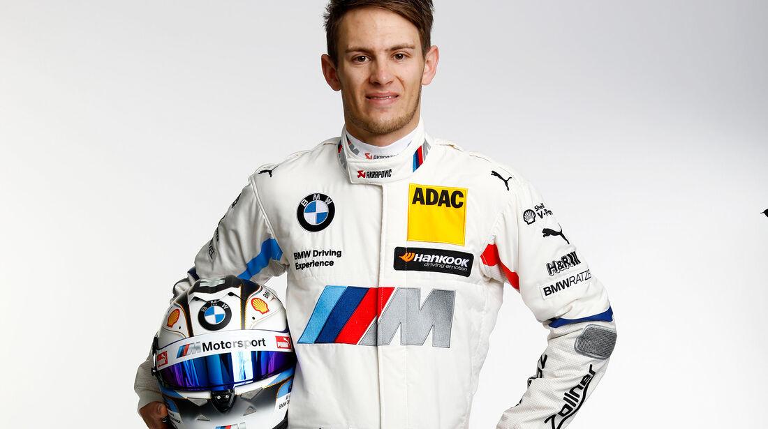 Marco Wittmann - BMW - Porträt - DTM 2018