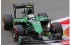 Marcus Ericsson - Caterham - Formel 1 - GP Italien - 5. September 2014