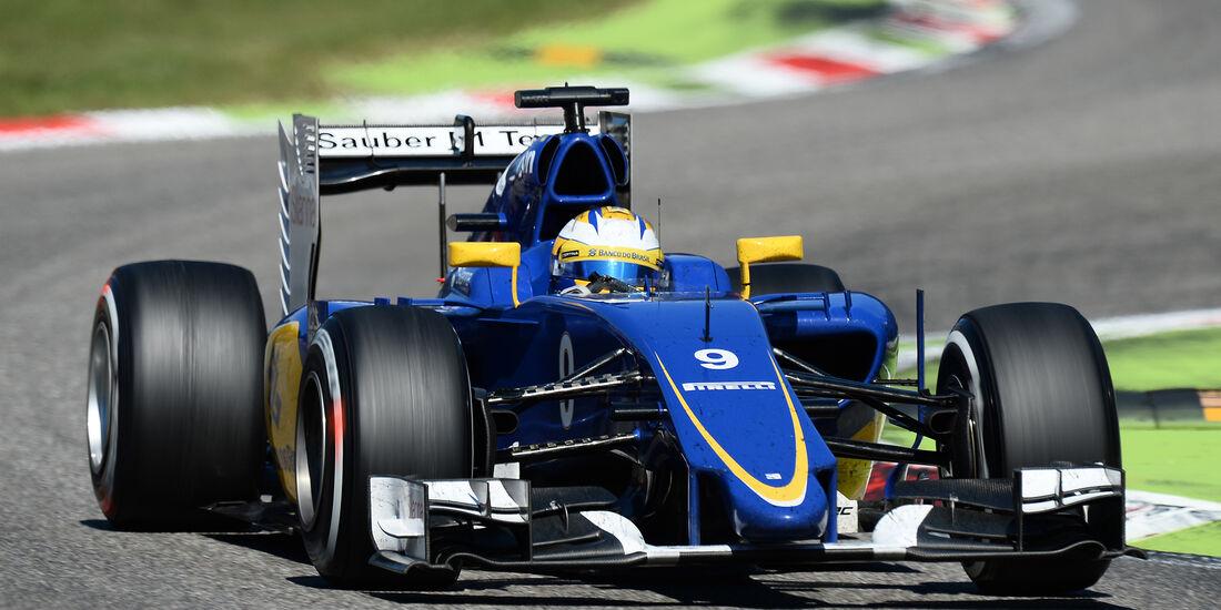 Marcus Ericsson - GP Italien 2018