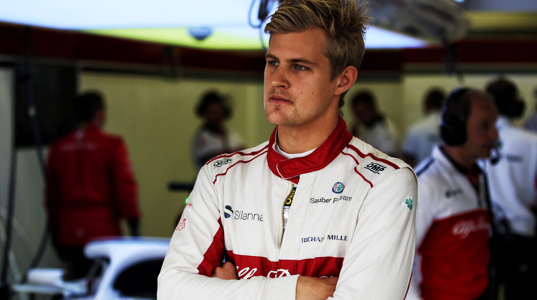 Marcus Ericsson - Sauber - Formel 1 - GP Mexiko - 27. Oktober 2018