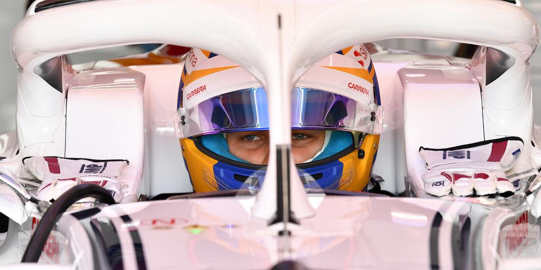 Marcus Ericsson - Sauber - Formel 1 - GP Spanien - Barcelona - 11. Mai 2018