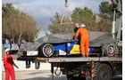 Marcus Ericsson - Sauber - Formel 1 - Test - Barcelona - 2. März 2016