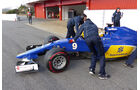 Marcus Ericsson - Sauber - Formel 1-Test - Barcelona - 26. Februar 2015
