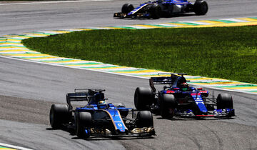 Marcus Ericsson - Sauber - GP Brasilien 2017