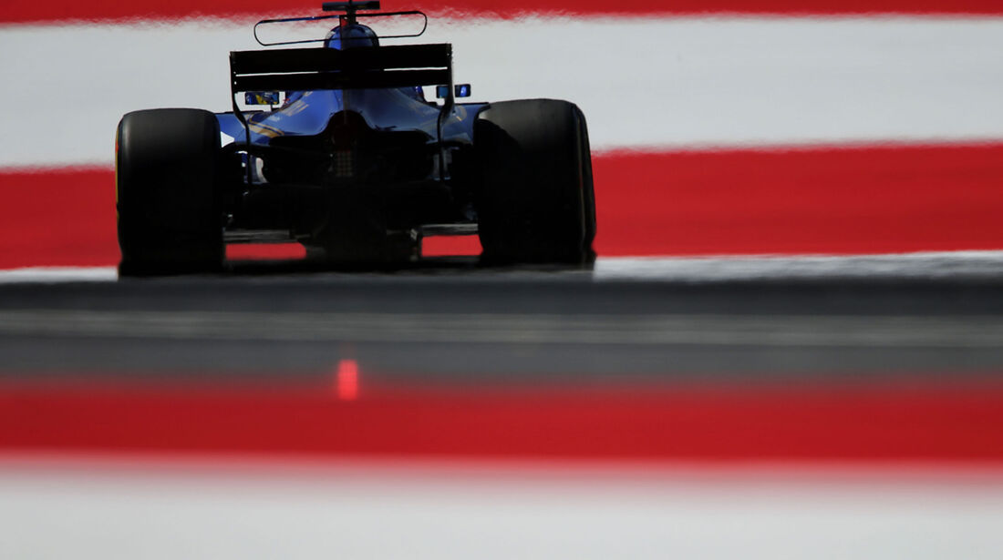 Marcus Ericsson - Sauber - GP Österreich - Spielberg - Formel 1 - Freitag - 7.7.2017