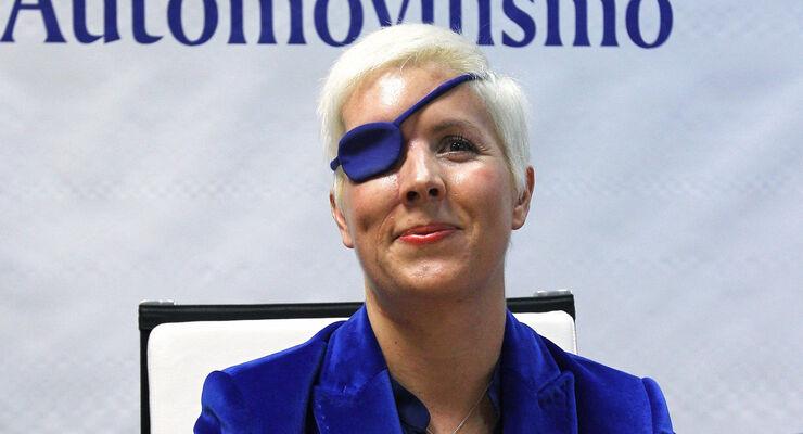 Maria de Villota Madrid PK 10/2012