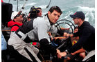 Mark Webber 2008 Segeln