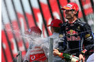 Mark Webber 2010 GP England