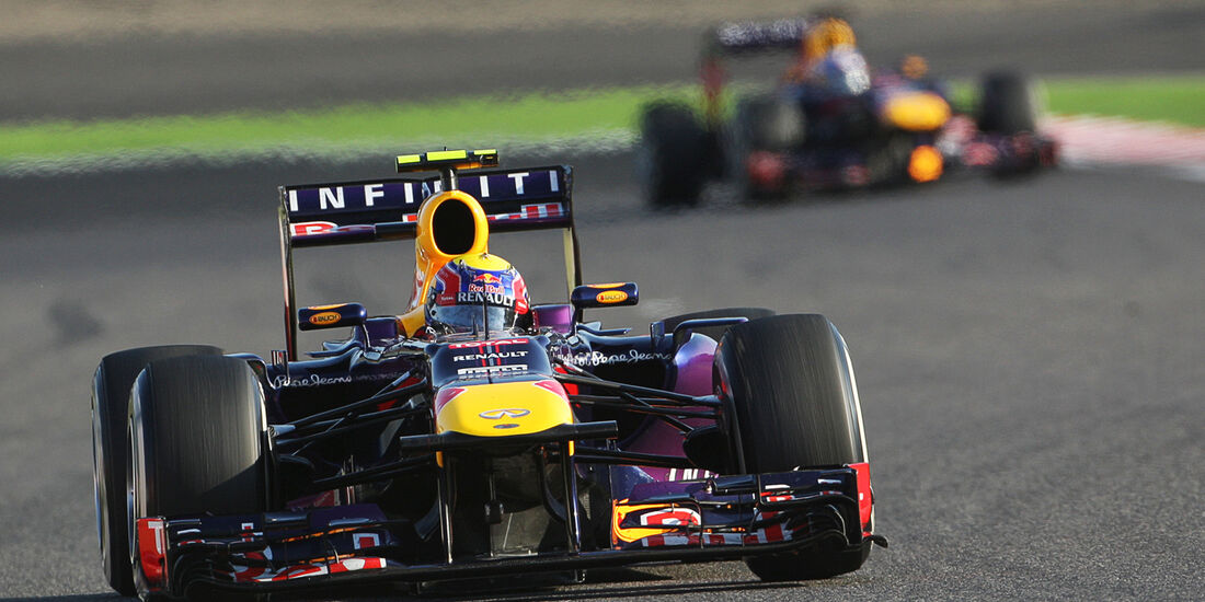 Mark Webber - GP Japan 2013